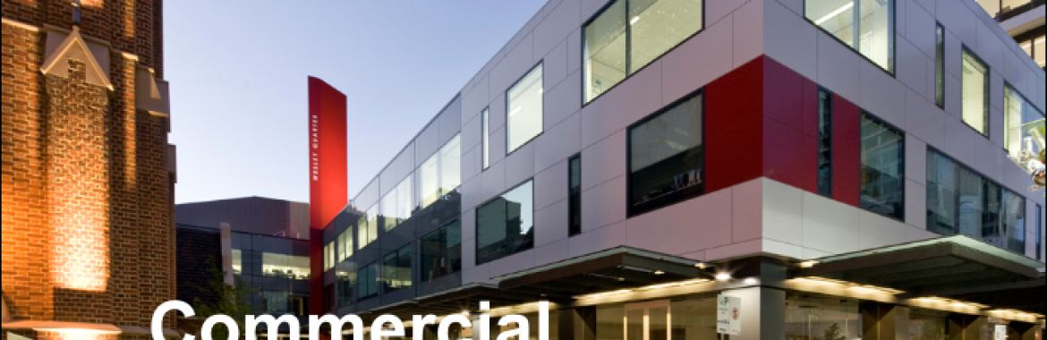 Get the best Commercial Property Management services now